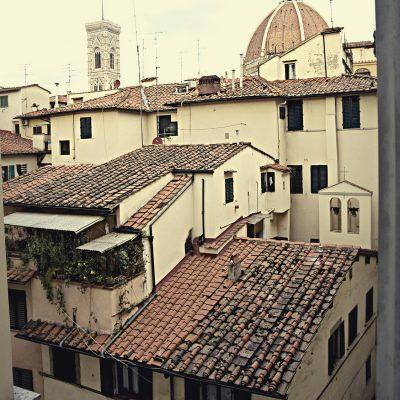 Florence Italy Skyline.